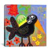 "iCanvas ""Blackbird Boogie"" Canvas Wall Art by Sara Catena"