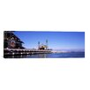 iCanvasArt Panoramic Baseball Park at the Waterfront in AT&T Park, San Francisco Photographic Print on Canvas
