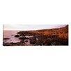 iCanvas Panoramic Giant's Causeway in Antrim Coast, Northern Ireland Photographic Print on Canvas