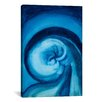 <strong>iCanvasArt</strong> Blue I by Georgia O'Keeffe Graphic Art on Canvas