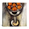 "iCanvas ""A Vase with Oranges"" Canvas Wall Art by Henri-Matisse"