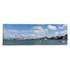 <strong>iCanvasArt</strong> Panoramic San Francisco Bay, California Photographic Print on Canvas