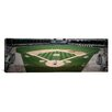 <strong>iCanvasArt</strong> Panoramic Baseball Match at U.S. Cellular Field in Chicago, Illinois Photographic Print on Canvas