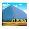 "iCanvas ""Autumn Afternoon"" Canvas Wall Art by Ron Parker"