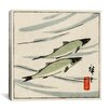 "iCanvas ""Ayu Zu"" Canvas Wall Art by Hiroshige lll"
