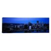 iCanvas Panoramic Buildings in a City at Dusk, Monongahela River, Pittsburgh, Pennsylvania Photographic Print on Canvas