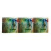 <strong>iCanvasArt</strong> Canadian Money Queen, Panoramic Graphic Art on Canvas