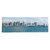 iCanvas Panoramic Buildings at the Waterfront San Diego, California Photographic Print on Canvas