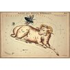iCanvas 'Aries and Musca Borealis, 1825' by Sidney Hall Graphic Art on Canvas