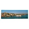iCanvas Panoramic Buildings at the Waterfront, Istanbul, Turkey Photographic Print on Canvas