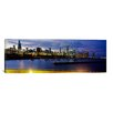 iCanvas Panoramic Buildings at the Waterfront, Lake Michigan, Chicago, Illinois Photographic Print on Canvas