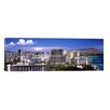 iCanvas Panoramic Buildings at the Waterfront, Honolulu, Oahu, Honolulu County, Hawaii, 2010 Photographic Print on Canvas