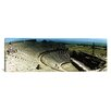 iCanvasArt Panoramic Ancient Theatre in the Ruins of Hierapolis, Pamukkale, Turkey Photographic Print on Canvas