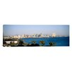 iCanvas Panoramic City at The Waterfront, San Diego, San Diego Bay, San Diego County, California Photographic Print on Canvas