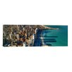 iCanvas Chicago Panoramic Skyline Cityscape (John Hancock View) Photographic Print on Canvas