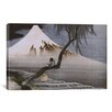 iCanvas 'Boy on Mt Fuji' by Katsushika Hokusai Painting Print on Canvas