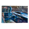 iCanvasArt '60 Buick Lesabre Interior' by Bob Rouse Graphic Art on Canvas