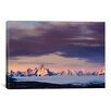 iCanvas 'Above the Tetons' by Dan Ballard Photographic Print on Canvas