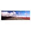 iCanvas Panoramic Cars on a Bridge, Golden Gate Bridge, San Francisco, California Photographic Print on Canvas