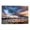 iCanvasArt 'Alaska Harbor' by Dan Ballard Photographic Print on Canvas