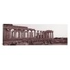 iCanvasArt Panoramic Acropolis Selinunte Archeological Park Italy Photographic Print on Canvas