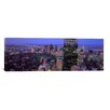iCanvas Panoramic Aerial View of a City, Boston, Suffolk County, Massachusetts Photographic Print on Canvas