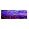 <strong>iCanvasArt</strong> Panoramic Aerial View of Midtown Manhattan from Rockefeller Center, New York City Photographic Print on Canvas