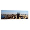 iCanvasArt Panoramic Aerial View of a City, Boston, Suffolk County, Massachusetts Photographic Print on Canvas