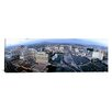 <strong>iCanvasArt</strong> Panoramic Aerial View of a City, Las Vegas, Nevada Photographic Print on Canvas