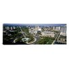 iCanvas Panoramic Aerial view of Logan Circle Philadelphia, Pennsylvania Photographic Print on Canvas