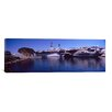 iCanvas Panoramic Aircraft Carriers at a Museum, San Diego Aircraft Carrier Museum, San Diego, California Photographic Print on Canvas