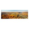 <strong>Panoramic Aerial View of a Landscape Delaware River, Washington Cro...</strong> by iCanvasArt