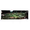 iCanvas Panoramic International Rose Test Garden, Washington Park, Portland Photographic Print on Canvas