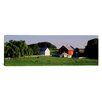 iCanvas Panoramic Farm, Baltimore County, Maryland Photographic Print on Canvas