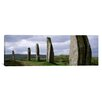 iCanvasArt Panoramic Ring of Brodgar, Orkney Islands, Scotland, United Kingdom Photographic Print on Canvas