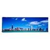 iCanvas Panoramic Skyline Chicago, Illinois Photographic Print on Canvas