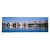 iCanvas Panoramic View of the Waterfront and Skyline, Oakland, California Photographic Print on Canvas