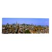 <strong>Panoramic 180 Degree View of a City, New York City, New York Photog...</strong> by iCanvasArt