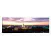 iCanvas Panoramic Twilight Capitol Building, Washington D.C Photographic Print on Canvas