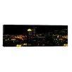 iCanvas Panoramic Boston, Suffolk County, Massachusetts Photographic Print on Canvas