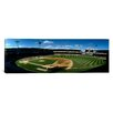 iCanvasArt Panoramic U.S. Cellular Field Chicago, Illinois Photographic Print on Canvas