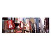 iCanvas Panoramic Times Square, New York Photographic Print on Canvas