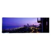 iCanvasArt Panoramic Lake Michigan, Chicago, Cook County, Illinois Photographic Print on Canvas