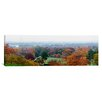iCanvas Panoramic Arlington National Cemetery, Washington DC Photographic Print on Canvas