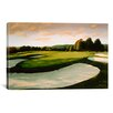 <strong>iCanvasArt</strong> Golf Course 8 by William Vanderdasson Painting Print on Canvas