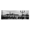 iCanvas Panoramic Church of San Giorgio Maggiore, Venice, Italy Photographic Print on Canvas