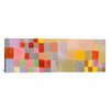 iCanvasArt Panoramic 'Flora on the Sand' by Paul Klee Graphic Art on Canvas