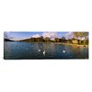<strong>iCanvasArt</strong> Panoramic Chateau de Versailles, Versailles, France Photographic Print on Canvas