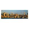 iCanvas Panoramic Hudson River New York City Photographic Print on Canvas