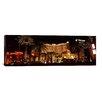 iCanvas Panoramic Monte Carlo Resort and Casino, Las Vegas, Nevada Photographic Print on Canvas